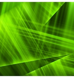 Abstract green background EPS 10 vector image