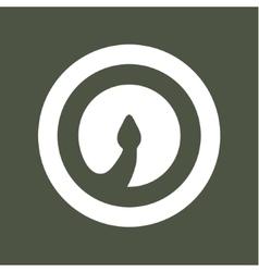 Cobra Snake head volume logo minimalism vector