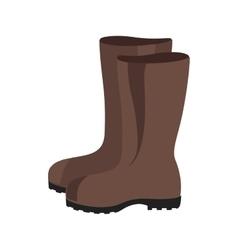 Gardening Boots vector
