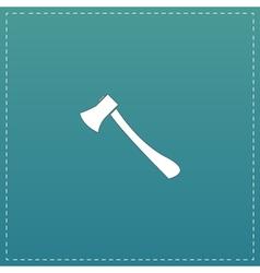 Axe icon - vector