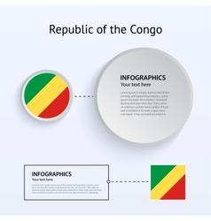 Republic of the Congo Country Set vector image