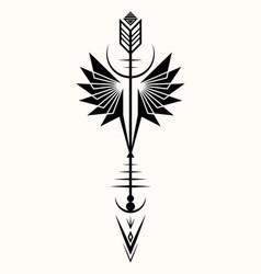 Sacred geometry 0065 vector