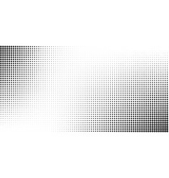 halftone effect background vector image vector image