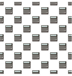 Calculator pattern seamless vector