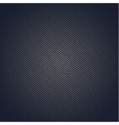 Striped fabric surface for blue background vector