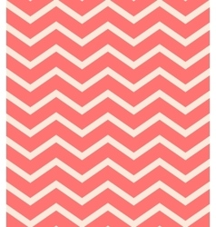 Red chevron seamless pattern background vector image vector image