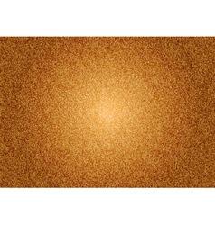 texture grain orange vector image vector image