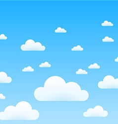 Cloud Storage vector image vector image