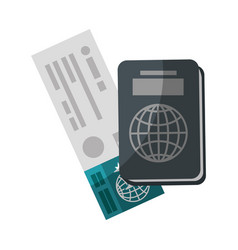 Isolated travel kit vector