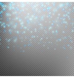 Star dust sparks EPS 10 vector image
