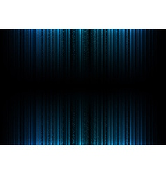 Vertical lines abstract blue dark top down vector