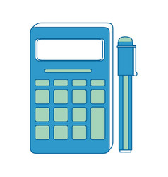 Calculator math device vector