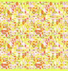 colorful geometrical pattern background vector image