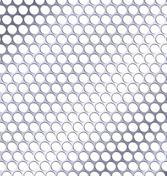 Perforation vector image vector image