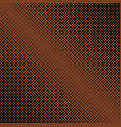halftone square pattern background design - vector image vector image
