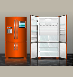 Fridge6 vector