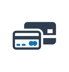 Payment method icon vector