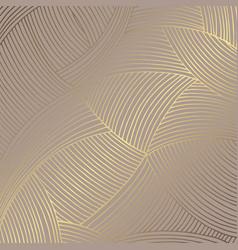 Golden abstract elegant decorative background vector