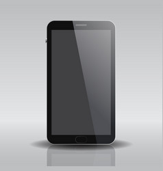 smart phone realistic vector image