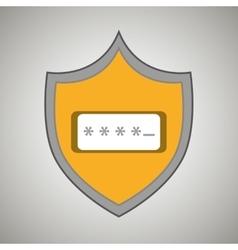 Symbol password secure data vector