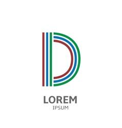 LOREM ipsum D vector image