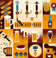 Beer Concept vector image