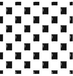 Small fridge pattern seamless vector