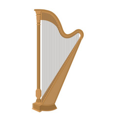 musical instruments topic vector image