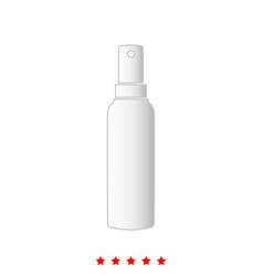 Spray it is icon vector