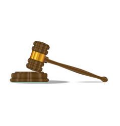 Judges gravel vector