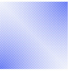 abstract geometrical halftone dot pattern vector image vector image