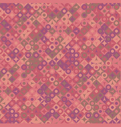 Abstract colorful seamless diagonal geometrical vector