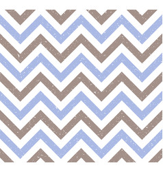 Blue and gray grunge chevron background vector