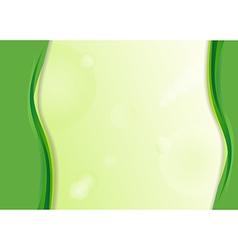 Eco background vector