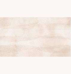 beige old grunge paper textured background vector image