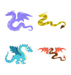 Creature and animal sign vector