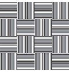 Seamless checked pattern vector
