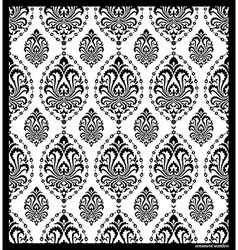 Seamless ornament texture vector image