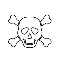 danger and warning sign vector image