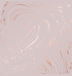 Rose gold abstract decorative background rose vector