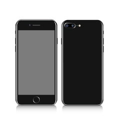 iphone7Plus vector image vector image