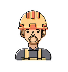 Working man vector