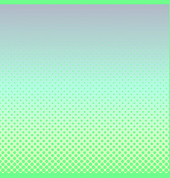 gradient halftone dot pattern background - design vector image vector image