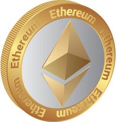 ethereum vector image