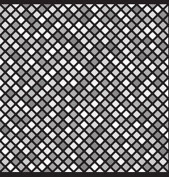gray rounded diamond pattern seamless vector image