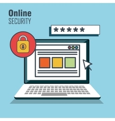 Security protection data base vector