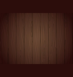 wooden texture wenge wood planks background vector image