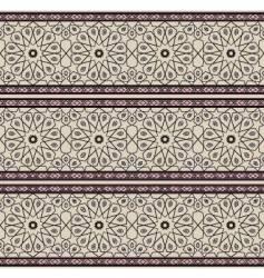 Persian pattern vector