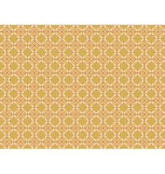 vintage pattern for Day of Valentine vector image