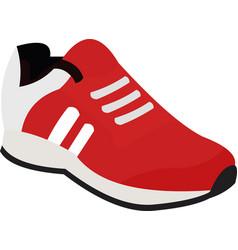 A sports shoe vector